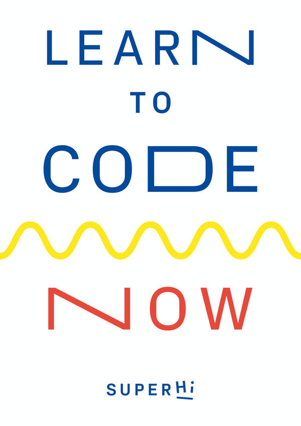 Learn To Code Now Book cover